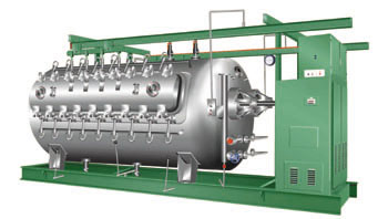 GR680-1000型系列高温高压自动卷染机